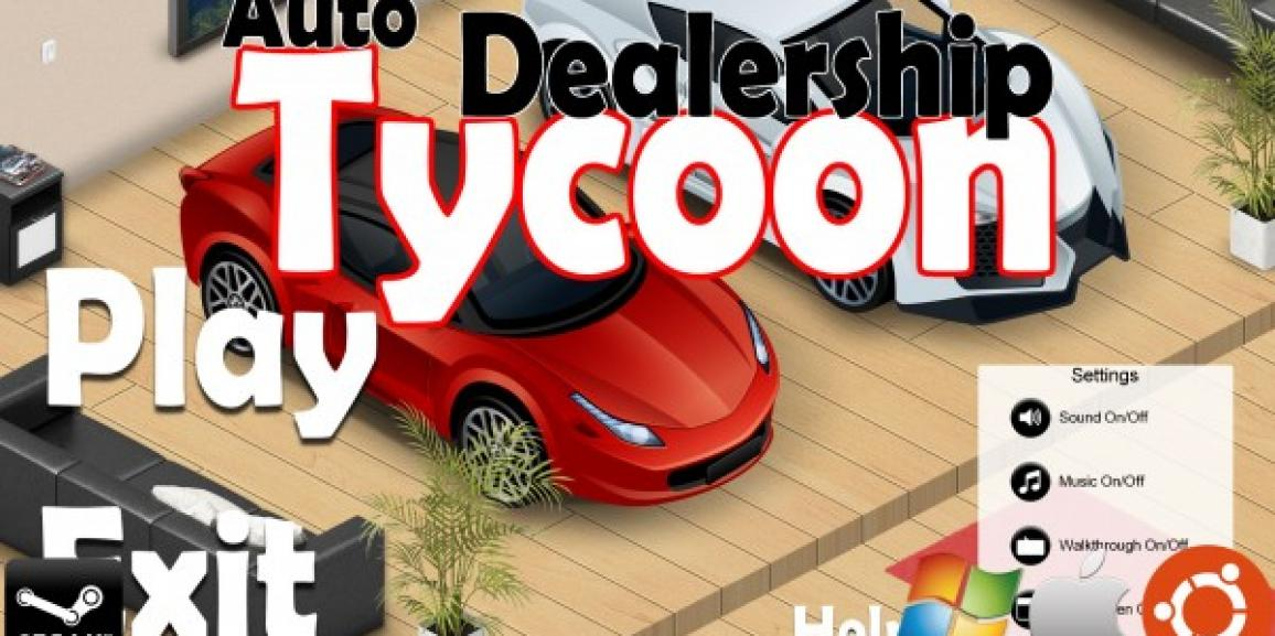 Auto Dealership Tycoon Release Date