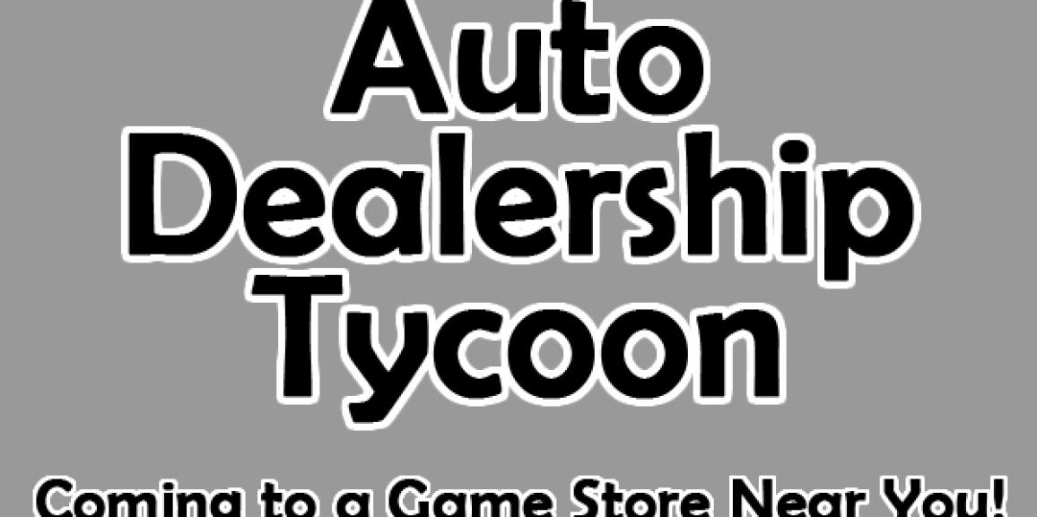 Auto Dealership Tycoon, Coming Soon