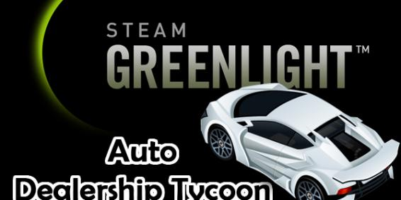 auto dealership tycoon now on steam greenlight this is diggidy
