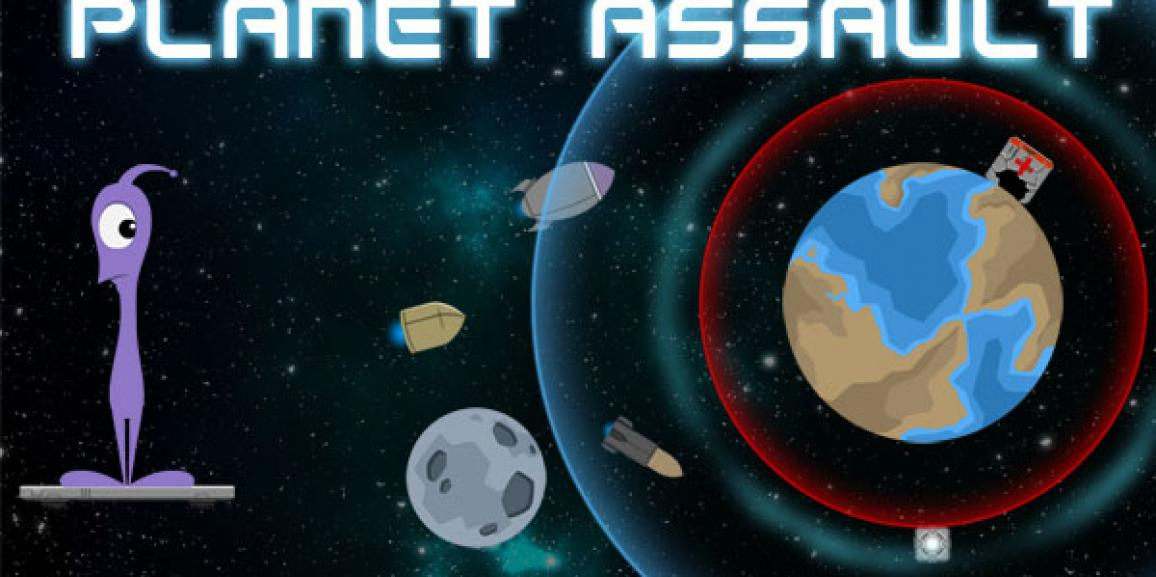 Planet Assault, Now Available [FREE]