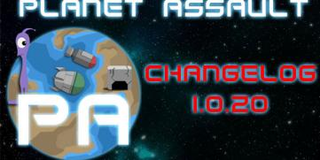 Planet Assault Update 1.0.20